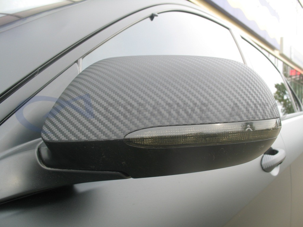 Черный мат Honda Accord. Изображение 5