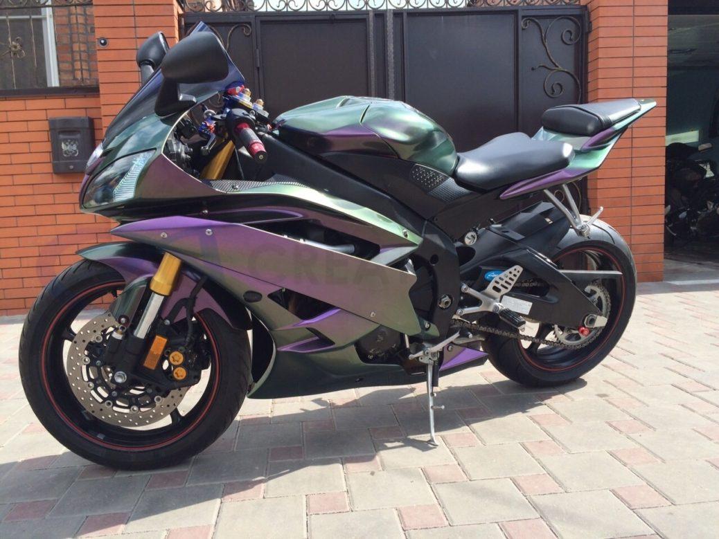 Хамелеон Hexis Yamaha R6
