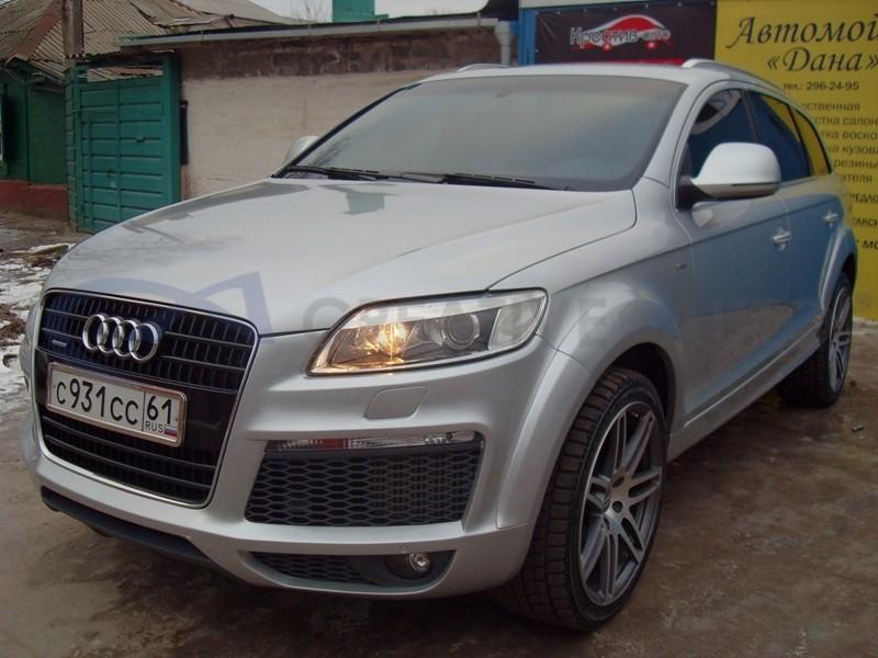 Ламинирование Audi Q7