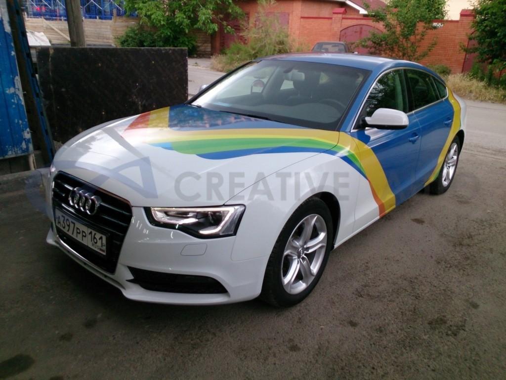 Стайлинг Audi A5. Изображение 1