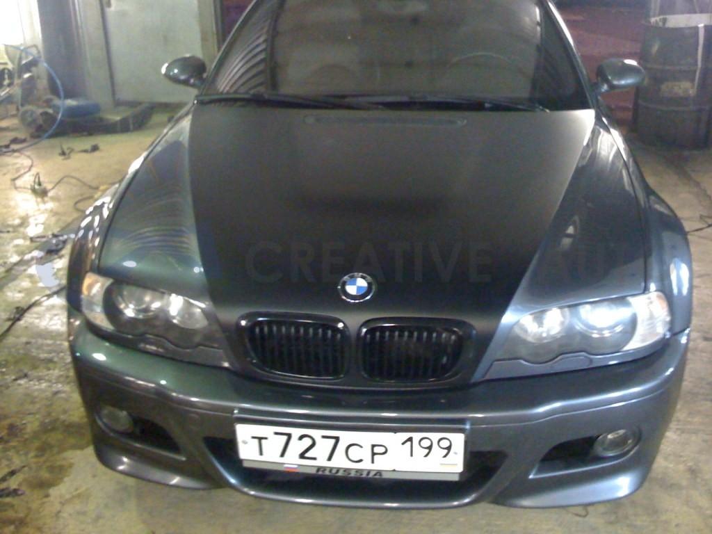 Стайлинг BMW 325. Изображение 3
