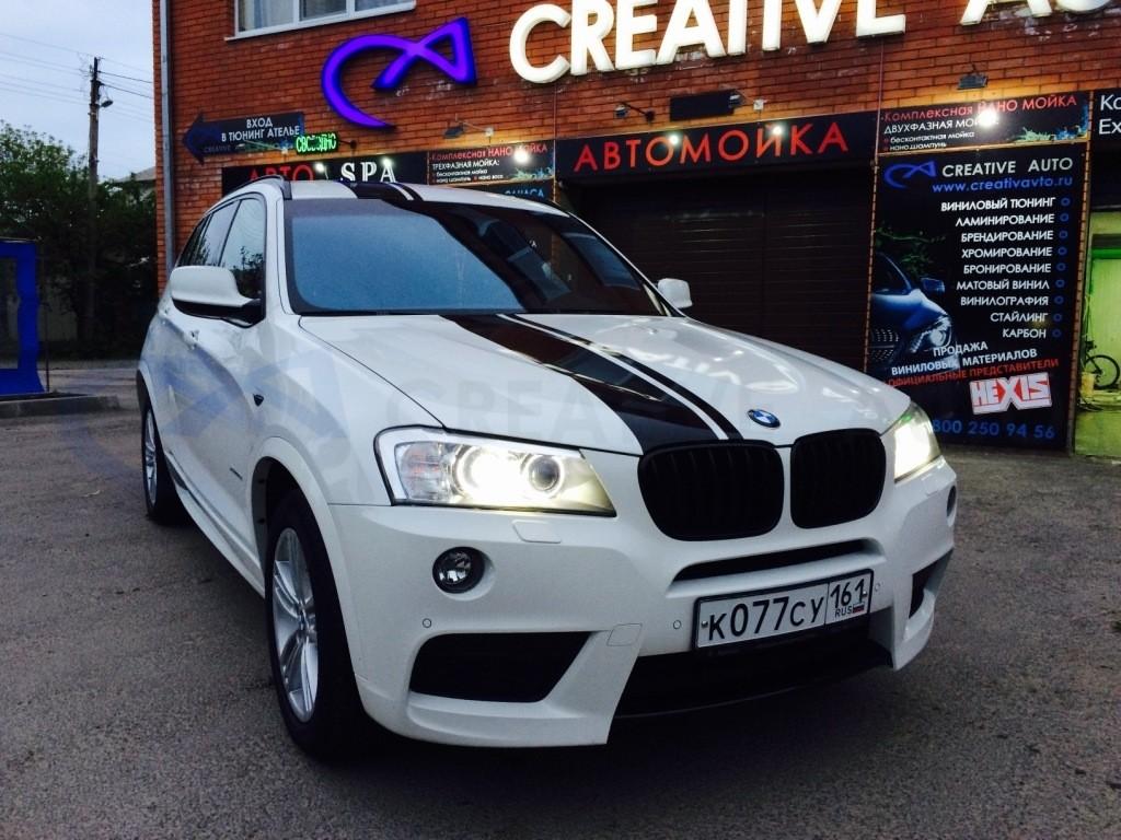 Стайлинг BMW X3. Изображение 2