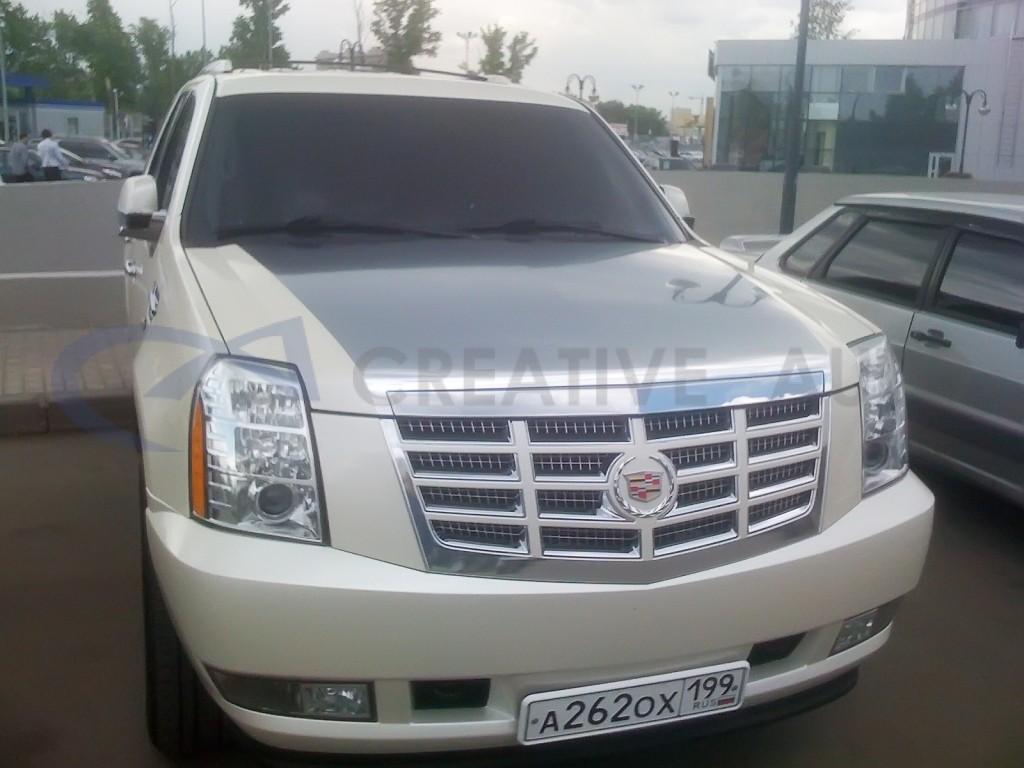 Стайлинг Cadillac Escalade