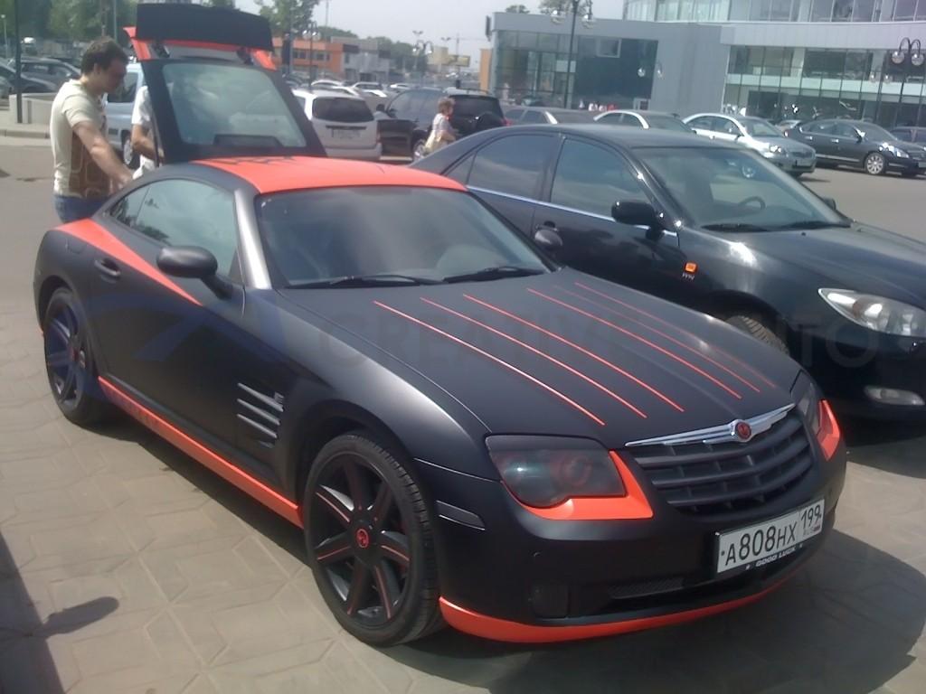 Стайлинг Chrysler Crossfire