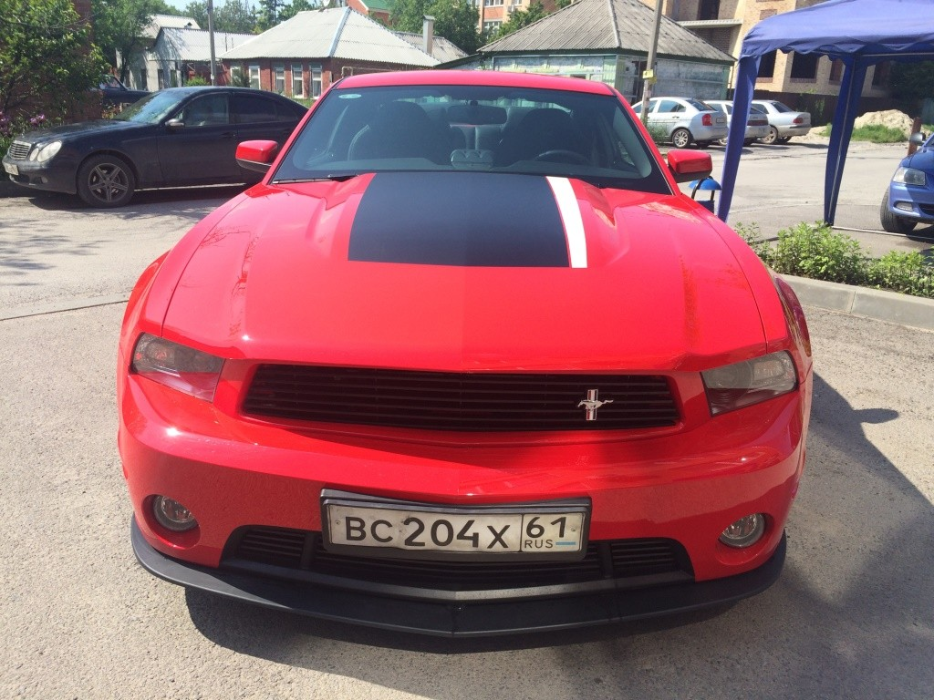 Стайлинг Ford Mustang. Изображение 8