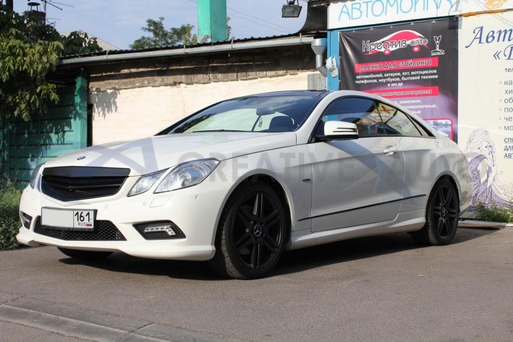 Стайлинг Mercedes E350 Coupe. Изображение 4
