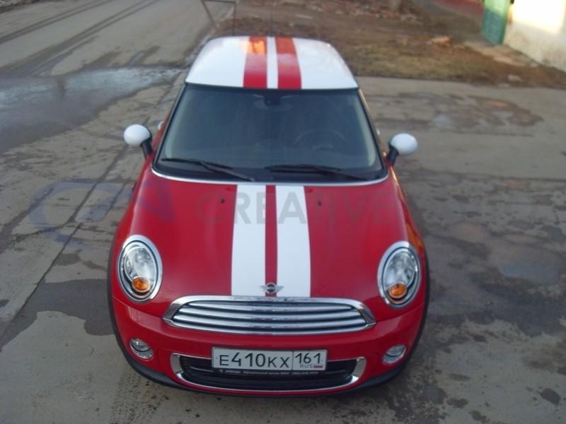 Стайлинг Mini Cooper