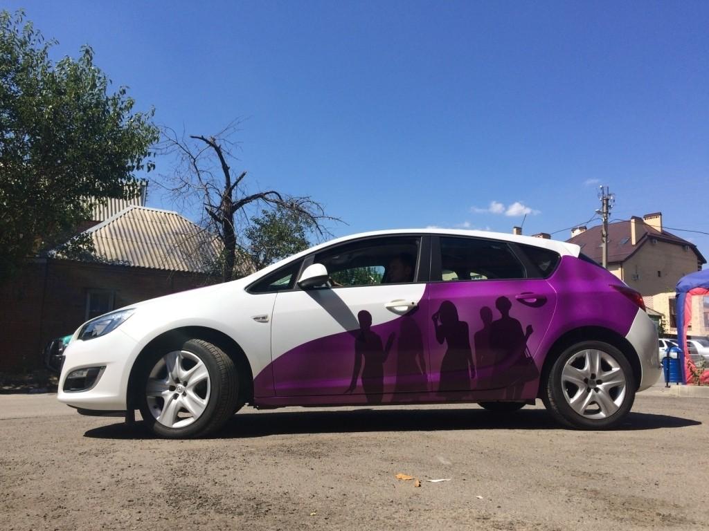 Стайлинг Opel Astra. Изображение 6