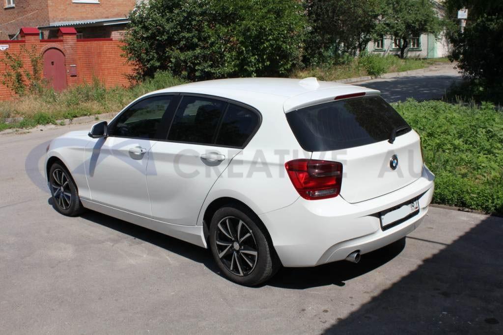 Стайлинг под AC-Schnitzer BMW 116. Изображение 1