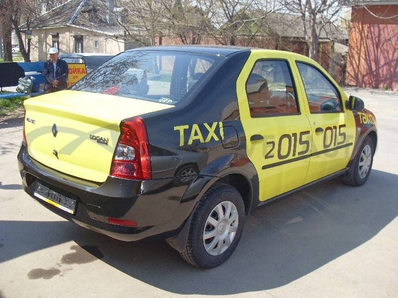 Стайлинг Renault Logan. Изображение 7