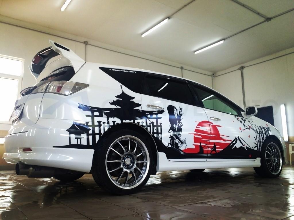 Стайлинг Toyota Caldina. Изображение 11