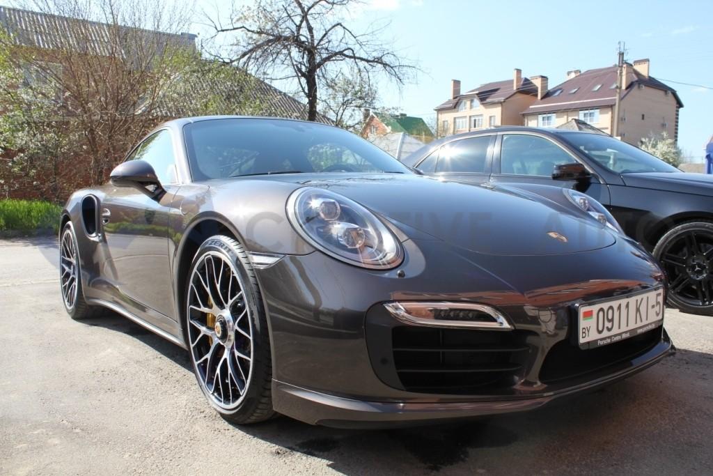 Евромойка трехфазная Porsche 911. Изображение 10