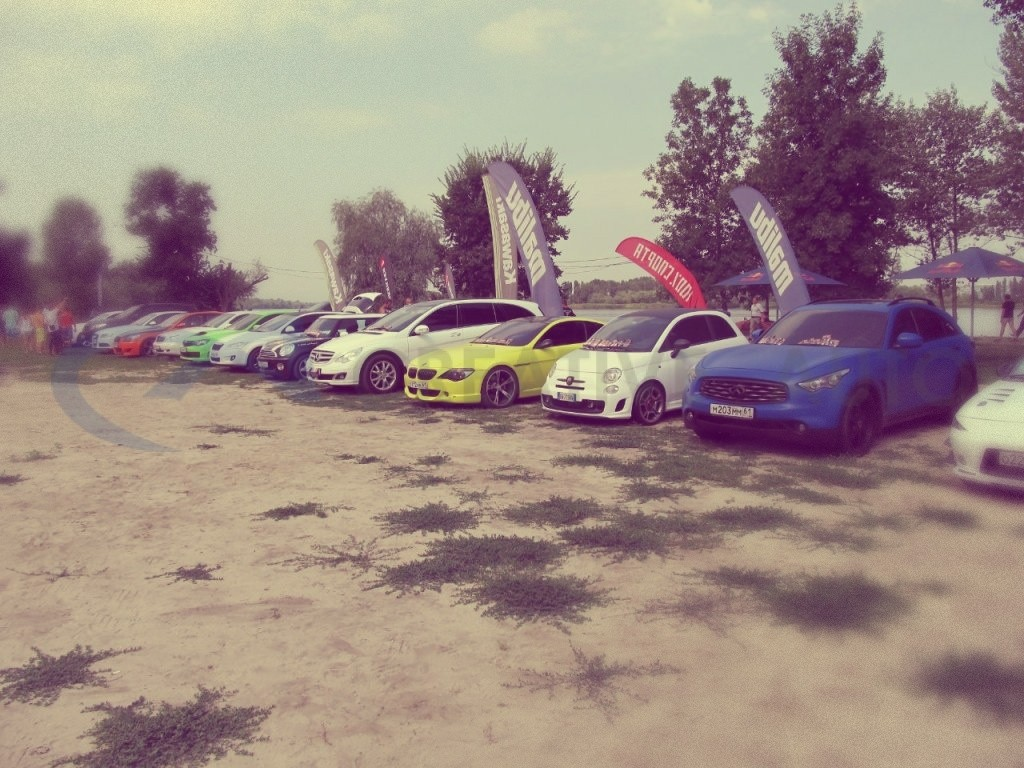 Креатив-Авто на RASCA SHOW 2011