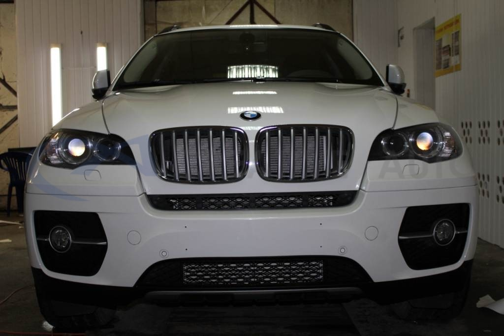 Ламинирование BMW X6. Изображение 18