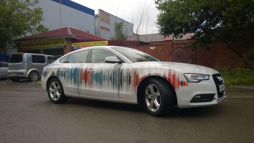 Стайлинг Audi A5. Изображение 4