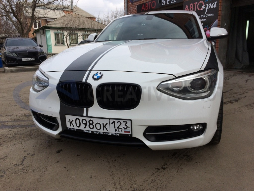 Стайлинг BMW 130. Изображение 5