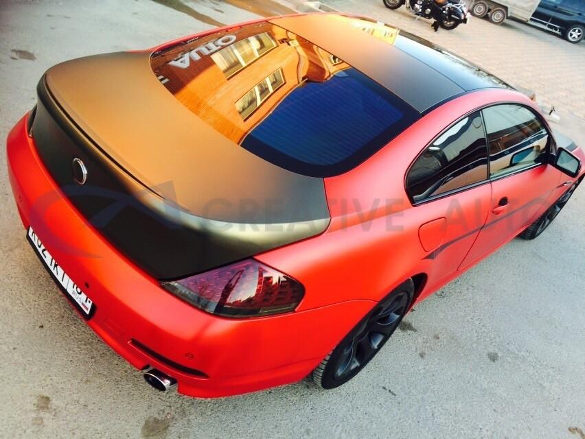 Стайлинг BMW 650. Изображение 15