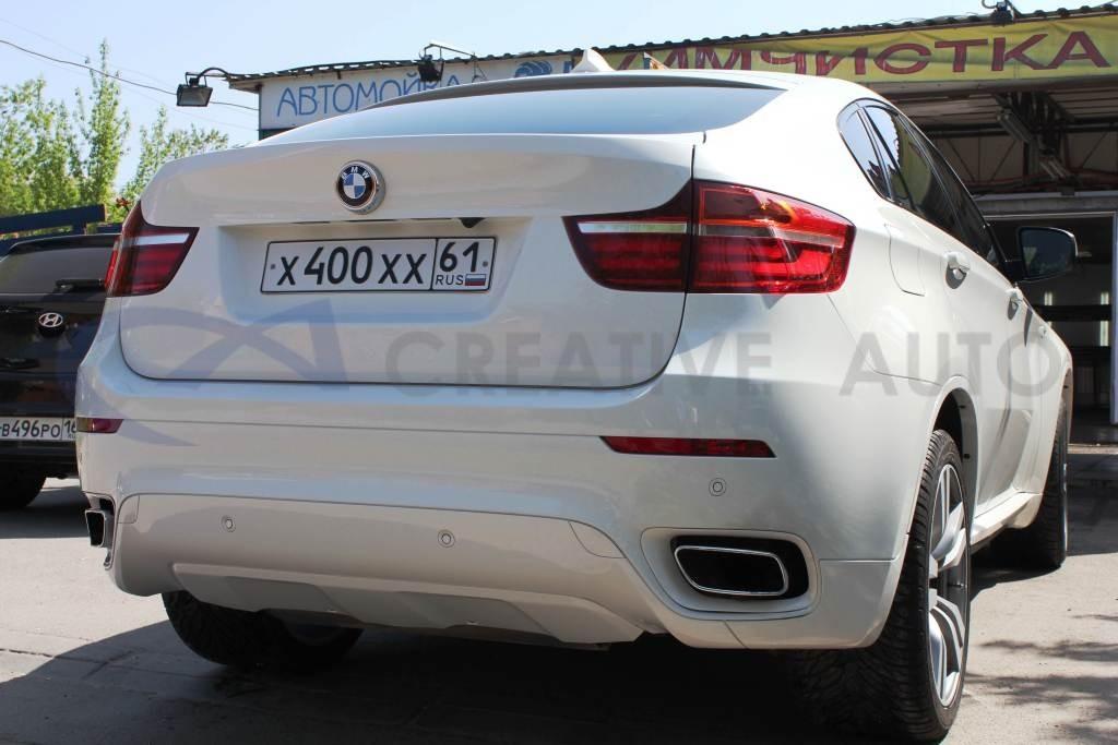 Стайлинг BMW X6. Изображение 1