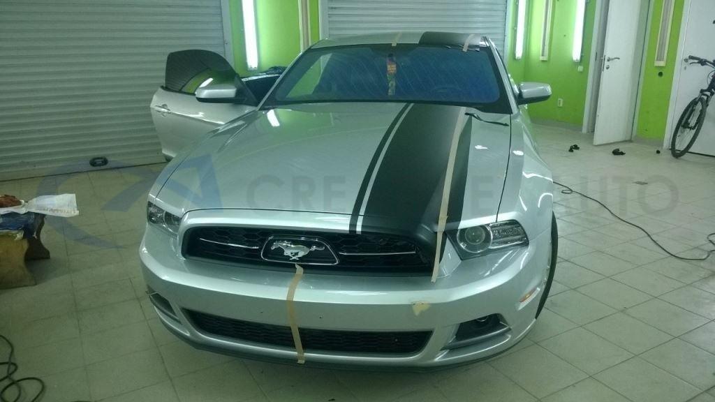 Стайлинг Ford Mustang. Изображение 5