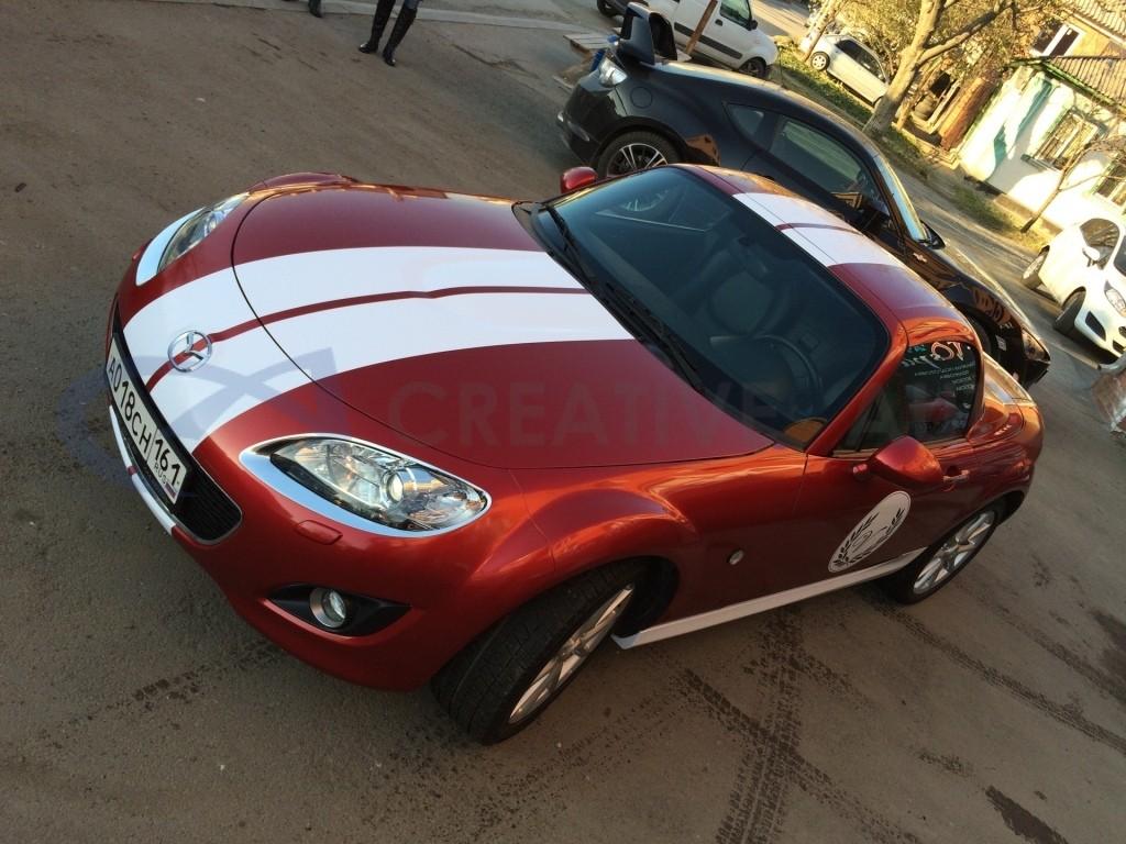 Стайлинг Mazda MX-5. Изображение 11