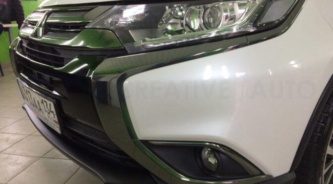 Стайлинг Mitsubishi Outlander