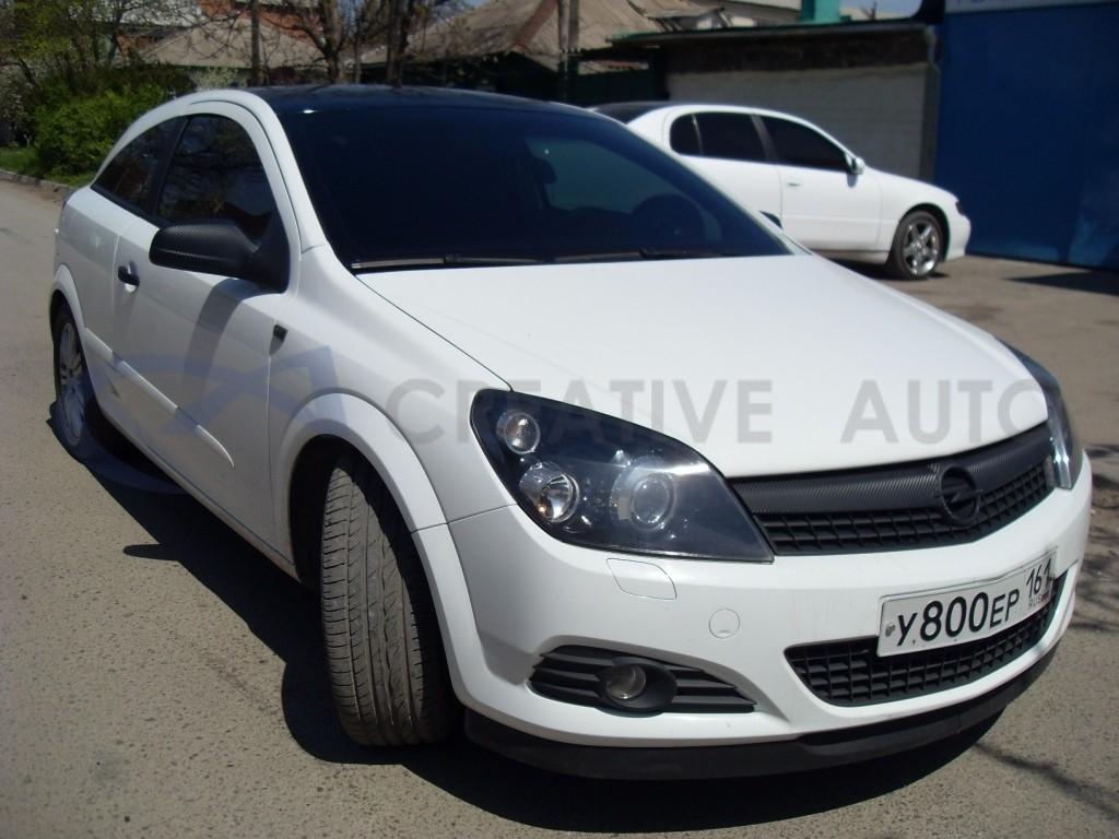 Стайлинг Opel Astra. Изображение 2