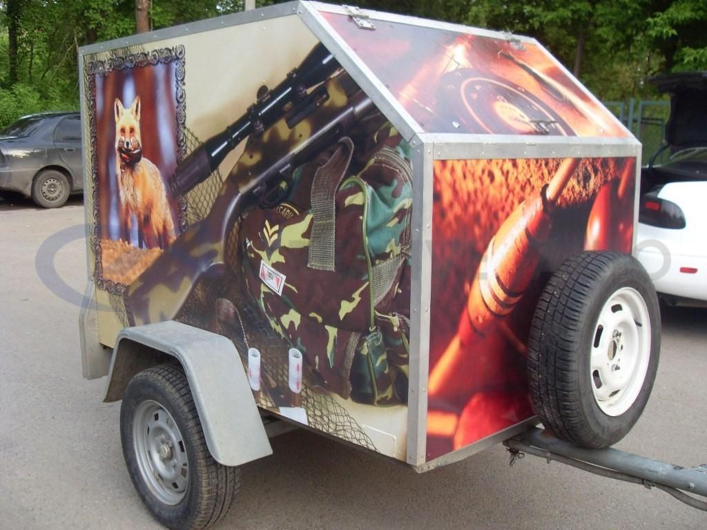 Стайлинг Рыболовный фургон. Изображение 4