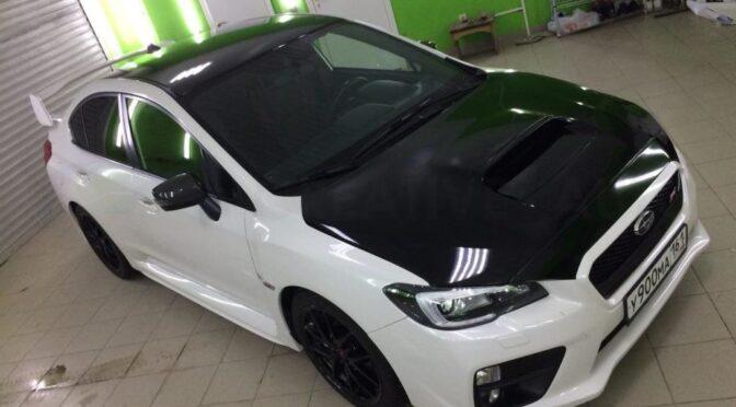 Стайлинг Subaru Impreza WRX STI